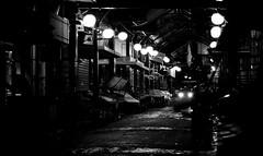 Film Noir (Faddoush) Tags: white black film nikon noir mood thessaloniki noire