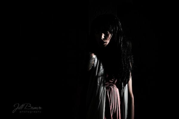 IKONIX Studio:  Halloween Shoot