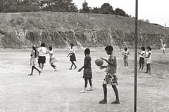Net Ball  a28-3e (hkoons) Tags: leica school blackandwhite star malaysia tars westmalaysia gemas allbw tuankuabulrahmannet ballsecondaryschool