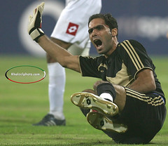 The King (khaleel haidar) Tags: cup canon is soccer champion kuwait usm 2009 ef afc haider 400mm   kuwaitsc  f28l  khaleel     khaleelphotocom alazraqcom kvwc photoalazraqcom