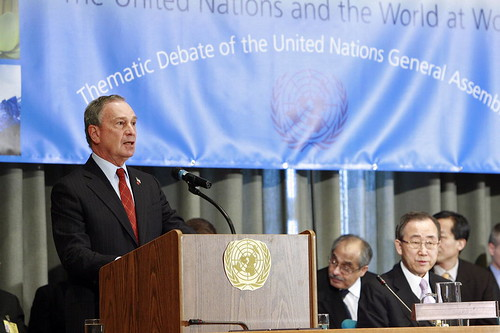 New York City Mayor Joins General Assemb by United Nations Photo, on Flickr