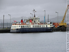 Cruiser, Greenock