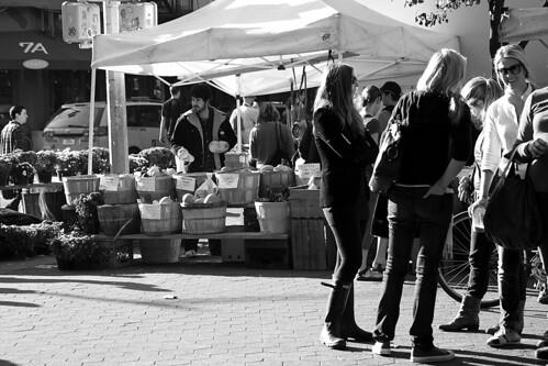 Tompkins Sq market