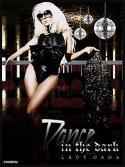 Dance In The Dark [Lady GaGa] (Nii Riera) Tags: lady gaga