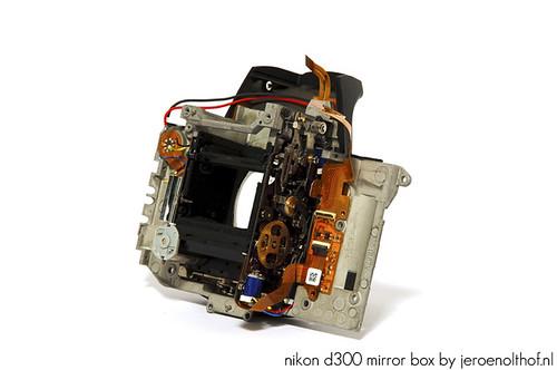 Nikon D300 Mirror Box