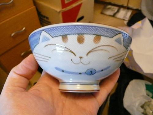 cats cute japan japanese tokyo dishes bowls