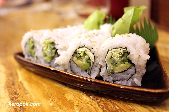 Sushi - Vegetarian