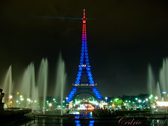 Tour Eiffel / Eiffel Tower, Paris (Madebycedric) Tags: travel blue light paris france green art nature night outdoors interesting colorful day lumire tripod eiffeltower picture vert bleu explore photograph toureiffel popular majestic trocadero nuit eyecandy cdric paristoureiffel clairage interestingpictures frenchsymbols flickraward toureiffelnuit madebycedric nighteiffeltower cdricpaul madebycdric cedricpaul photoscdricpaul cdricpaulphotos cedricpaulphotos cdricpaulparis madebycdricparis
