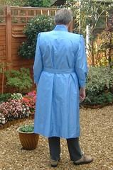 1z - Silvercord - 70c (Silver Linings) Tags: mac rubber raincoat rainwear rubberised