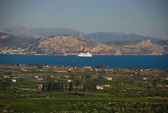 Bay at Nafplio (DSLEWIS) Tags: church greece greekorthodox peloponnese kefalari zoodochos churchofthelifegivingspring