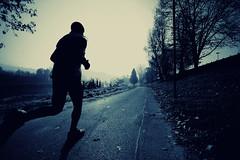 Löpning bränner mycket fett