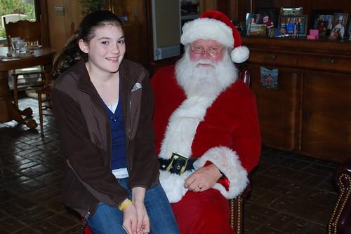 Leanne and Santa (2)