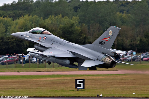 Royal Norwegian Air Force F-16AM