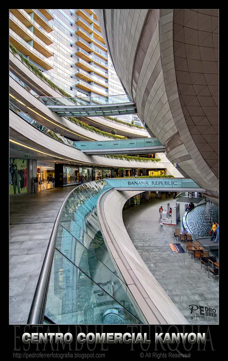 Kanyon Shopping Mall 10