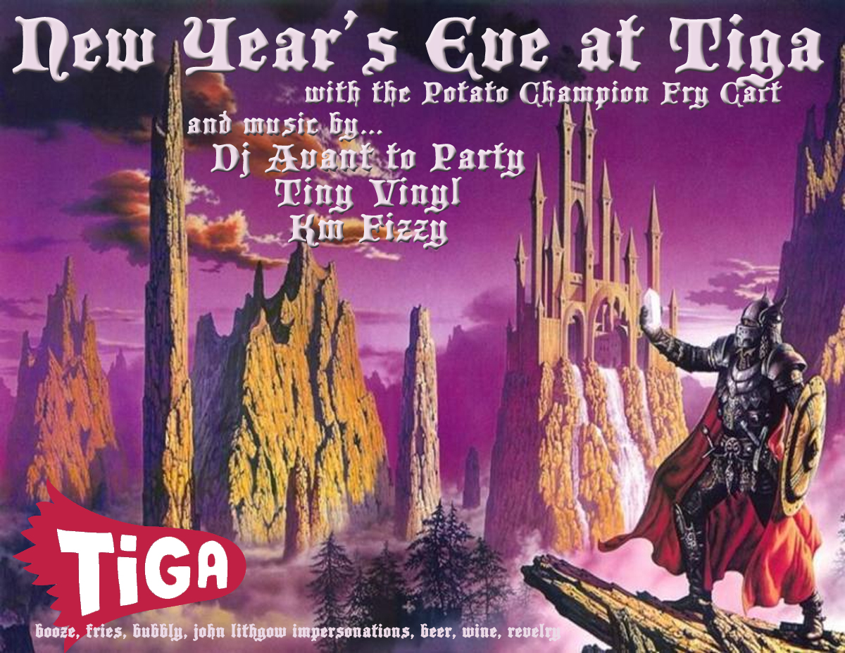tiga new years eve 2010