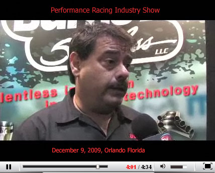 PowerTV Interview at PRI 2009