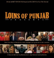 Loins of Punjab Presents poster
