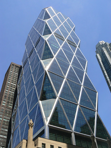 Hearst Tower, NYC
