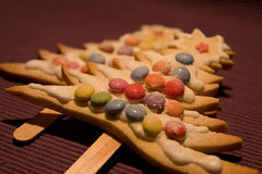 Sweets for christmas (MR@tter) Tags: christmas cookies keks cookie biscuit homemade smarties sweets selfmade kekse tamron1750 kekslollis