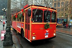 Seattle trolley (by: Seattle Municipal Archives, creative commons license)