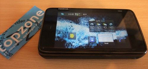 Nokia N900: tikras kišeninis Linux kompiuteris?