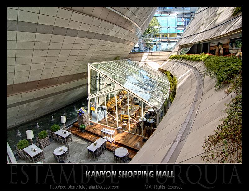 Centro Comercial Kanyon Estambul - 11