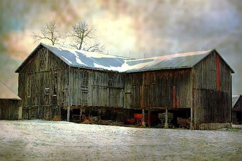 A Really Vintage Barn