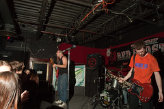 IMG_9794 (Scolirk) Tags: show charity music ontario rock bar burlington canon eos rebel punk ska band corporation event bands 500d panamared thejohnstones keepin6 t1i rockawaycancer