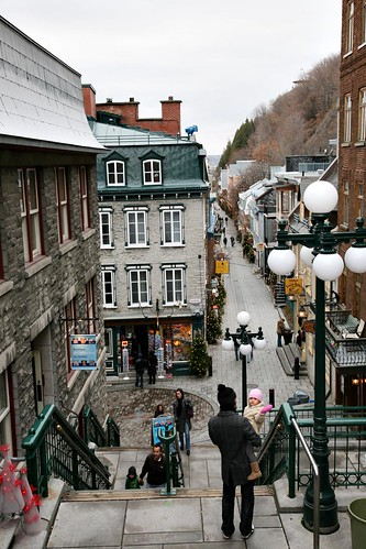A Photographic Journey Around Quebec City