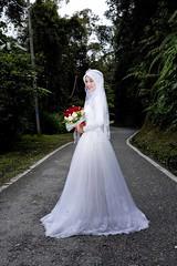 IMG_1093 (edphotographykedah@gmail.com a.k.a mzaidi) Tags: wedding india asia outdoor hill hijab hills malaysia blazer cina pengantin melayu pahang frazer bukit tanah kahwin bigday kawin tinggi gaun flowerofislam