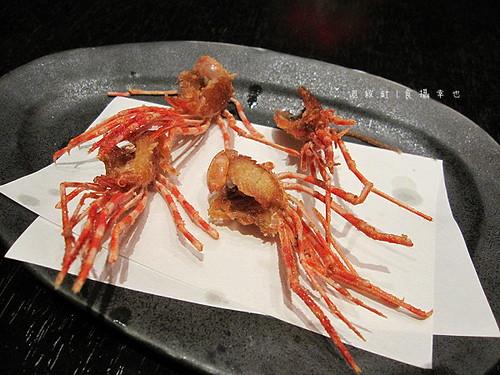三井午間套餐炸蝦頭