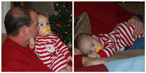 Christmas-Tired!