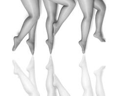 gambe di donne