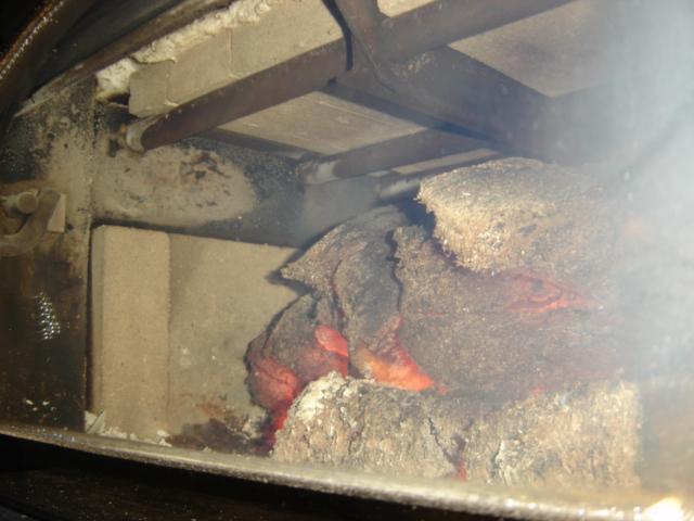 Vigilant Coal Stove, Vermont Casting Vigilant Coalburning Stove
