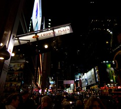 Crowne Plaza Times Square by VTCarter, on Flickr