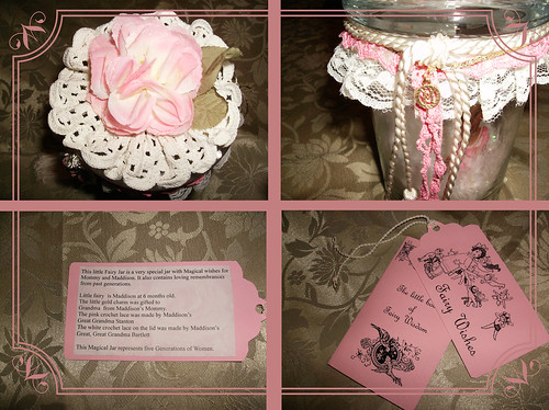 Fairy Jar Details