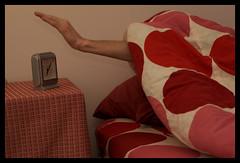 7/365: Lose You Snooze (mattyisagnome) Tags: alarm ass bed sleep sheets snooze day7 sleepingin ef50mmf18ii alarmclock comfy 30d hireme willworkforfood project365 mattyisagnome sleepwalkingthroughdaydreams