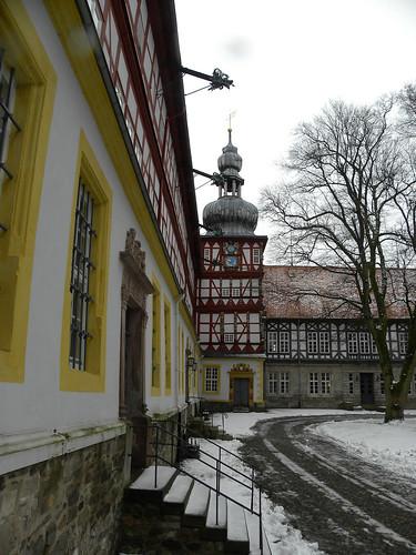 Frau Herzberg am Harz