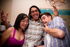 NYE 2010 (eleanor lonardo) Tags: seattle friends houseparty dance nye bluemoon 2010 shakyface looseface ellielonardo