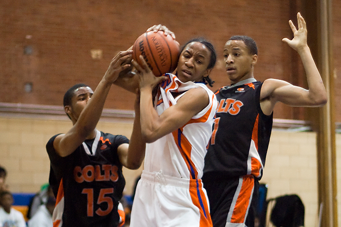 Roosevelt High School Basketball