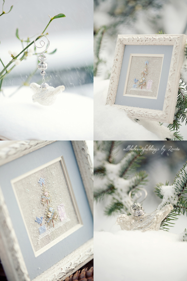 "From ""Winter Wonderand"" (Country Cottage Needleworks)"