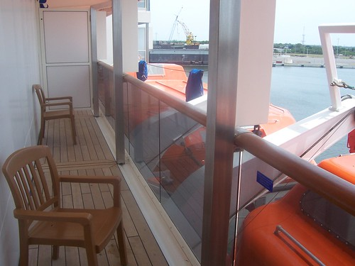 Question About Legend Obstructed View Balconies Cruise