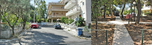 New Urbanist Cul-de-sac