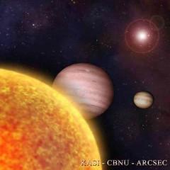 Sistema Solar similar al nuestro