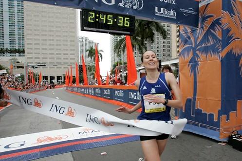 Record de participantes en el Maratón de Miami