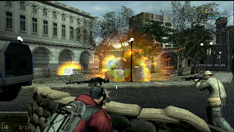 Fireteam Bravo 3 screenshot 1
