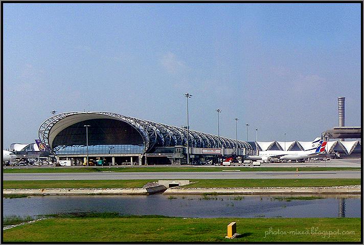 Suvarnabhumi Airport 1