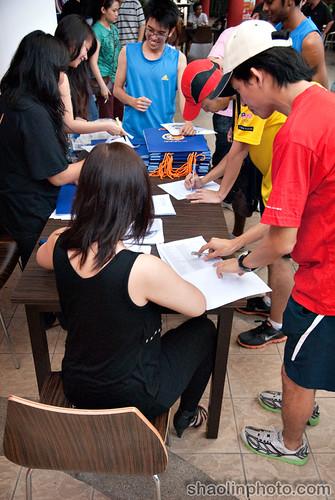 Nufnang Tiger Run Registration