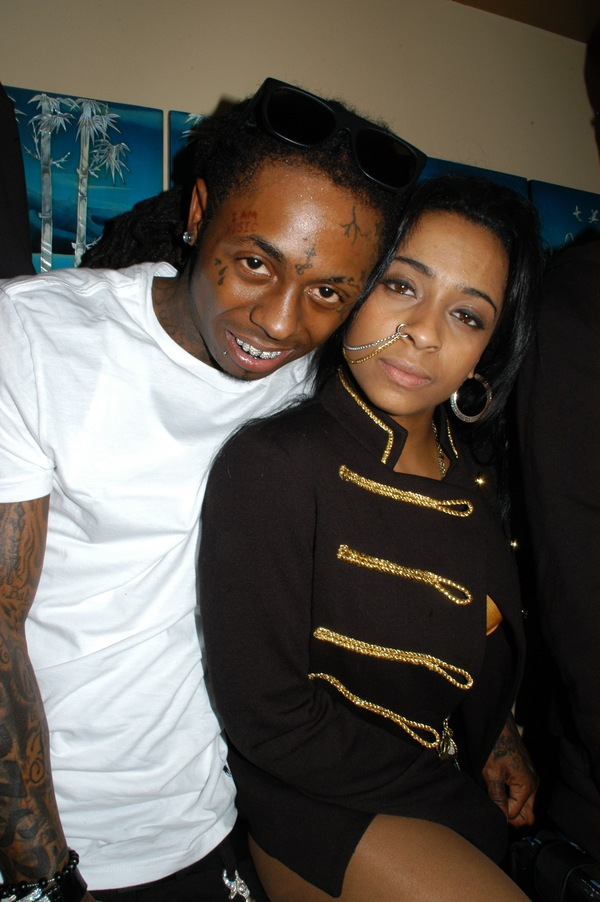 pictures of lil wayne girlfriend. attended Lil Wayne#39;s going