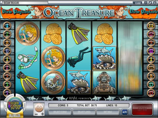Ocean Treasure slot game online review